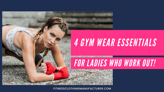 Women Fitnesswear Essentials