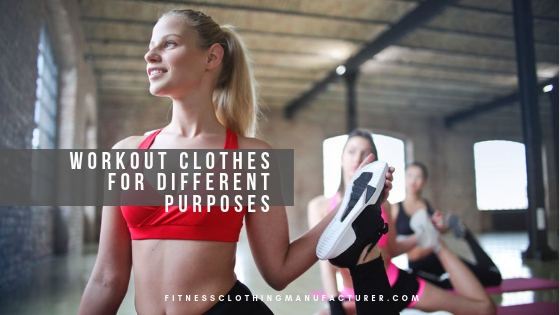 Wholesale Workout Clothes Manufacturers