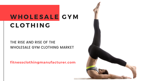wholesale exercise clothing