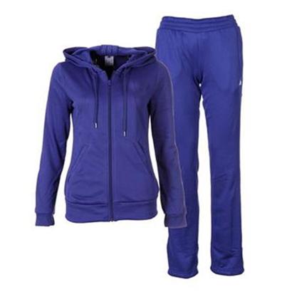 Blue Stylish Sports Tracksuit Wholesale