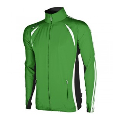 Funky Green Gym Track Jacket Wholesale