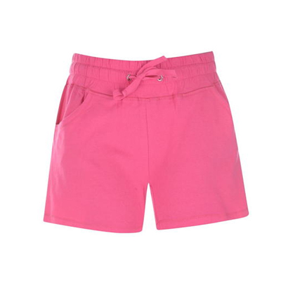 Candy Pink Workout Shorts Wholesale