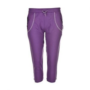 Smooth Purple Capri Wholesale