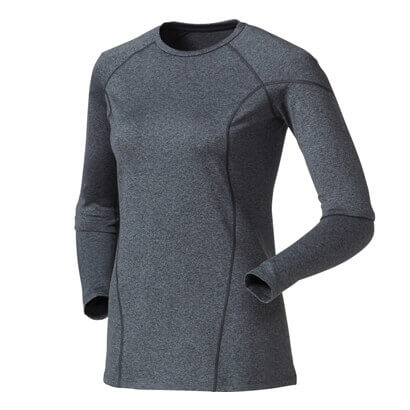 Grainy Grey Women's Compression Jersey Wholesale