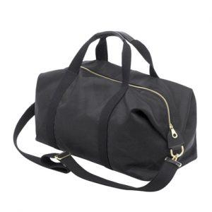 Cool Black Customized Gym Bag Wholesale