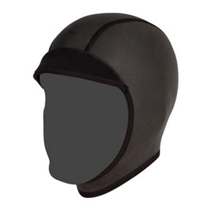 Black Swimming Skull Cap Wholesale