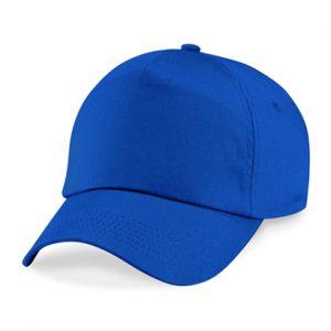 Blue Fitness Cap Wholesale