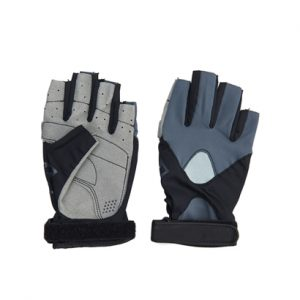 Grey and Black Scuba Gloves Wholesale
