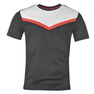 Slate Grey Slim Fit Gym T Shirt Wholesale