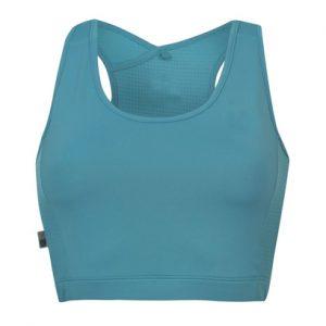 Super Blue Comfort Gym Bra Wholesale