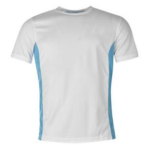 Wholesale Simple White Fitness T Shirt for Gym