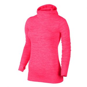 Bright Pink Compression High Neck Jersey Wholesale