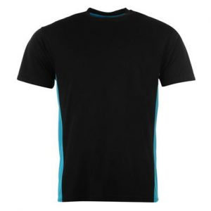 Black Crew Neck Fitness T Shirt Wholesale
