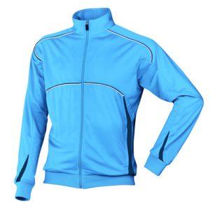 Light Blue Tracksuit Jacket Wholesale