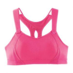 Light Pink Gym Bra Wholesale