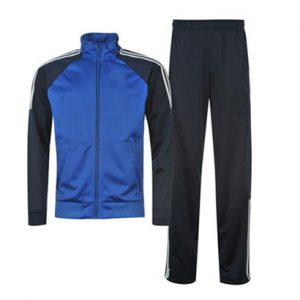 Navy and Light Blue Track Suit Wholesale