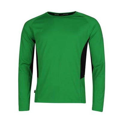 Wholesale Canopy Green Running Jersey For Men image