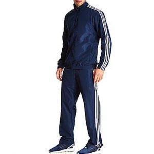 Trendy Navy Blue Gym Tracksuit Wholesale