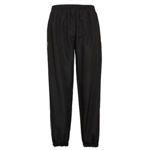 Black Glossy Gym Track Pant Wholesale