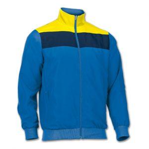 Wholesale Bright Blue Microfiber Tracksuit