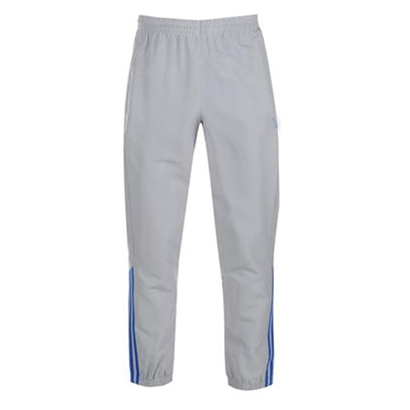 Simple Grey and Blue Tracksuit Pant Wholesale