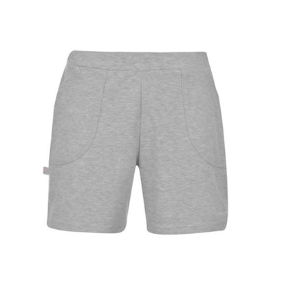 Soothing Grey Fitness Shorts Wholesale