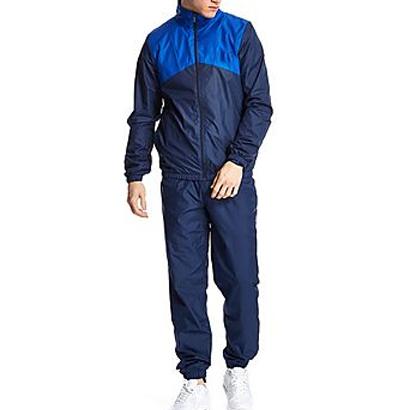 Appealing Dark Blue Gym Tracksuit Wholesale