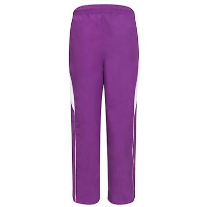 Preppy Violet Track Pant Wholesale