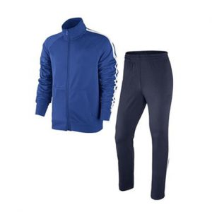 Light and Navy Blue Track Suit Wholesale
