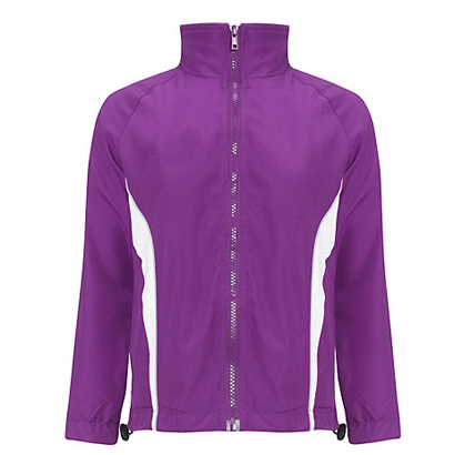 Violet Designer Track Jacket Wholesale