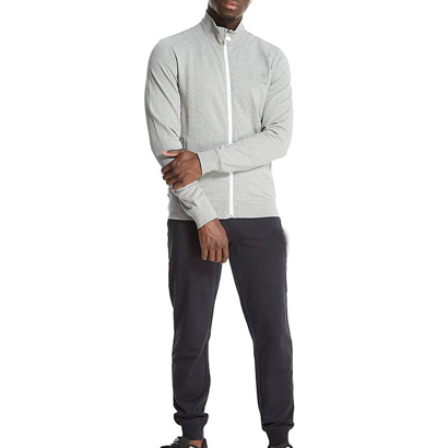 Soothing Grey Gym Tracksuit Wholesale