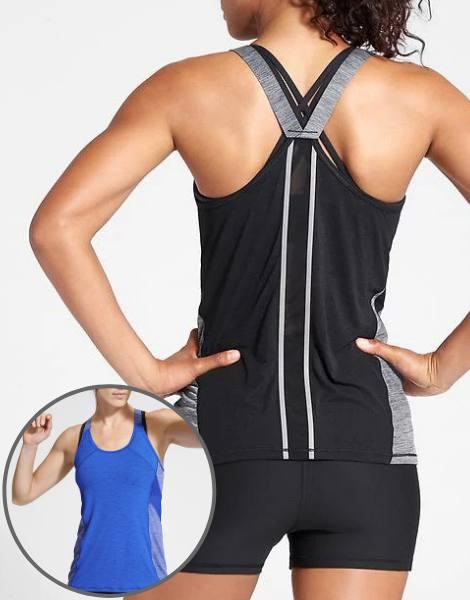 custom anti pilling workout tank top
