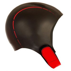 Black and Red Swim Cap Wholesale