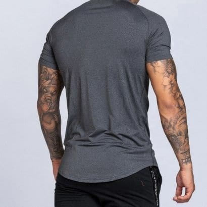 polyester spandex t-shirt suppliers