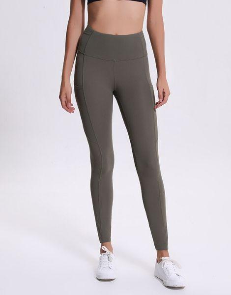 Wholesale Color Contrast Yoga Leggings Manufacturers CA