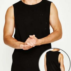 Wholesale Black Sleeveless Tank Top Manufacturers