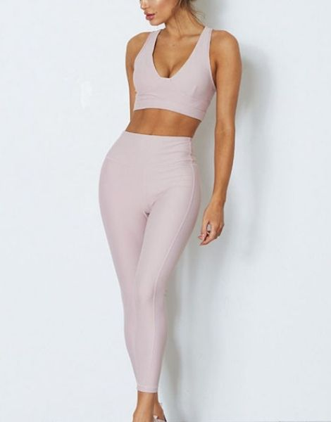 Wholesale Gym Leggings With Sports Bra Manufacturers