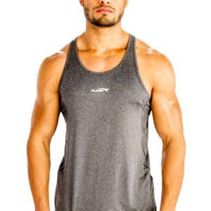 Mens Gray Vest with Camo Shorts Wholesale