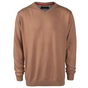 Light Brown Sweatshirt for Men Wholesale