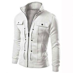Wholesale White Sweat Suit for Men