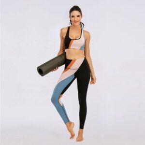 Wholesale Multicolor Yoga Clothing