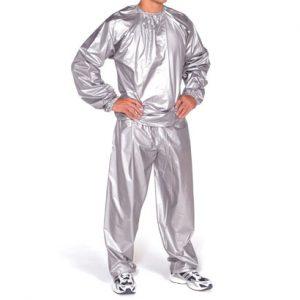 Smart Silver Jacket-Pant Combo Set Wholesale