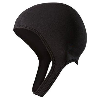 Plush Black Swimming Skull Cap Wholesale