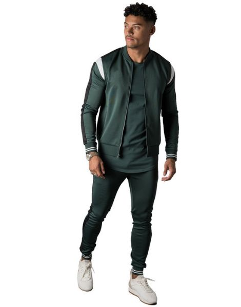 Wholesale Slim Fit Men Sweat Suits Manufacturers