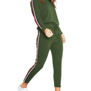 Wholesale Stylish Women Blank Tracksuits Manufacturers