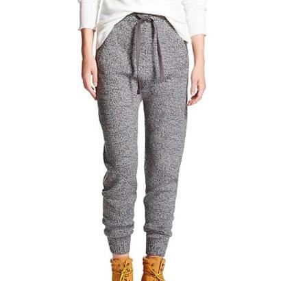 Light Grey Structured Yoga Pants Wholesale