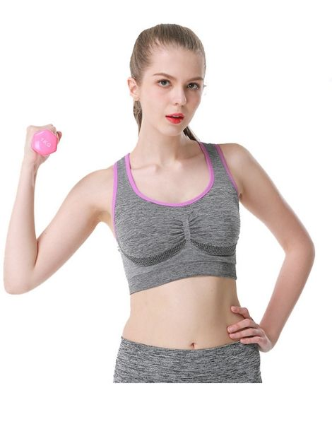 Wholesale Sweat Absorption Encapsulation Fitness Bra Manufacturers USA