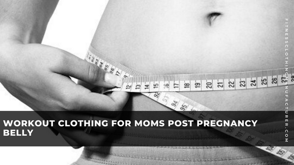 workout clothing for mom