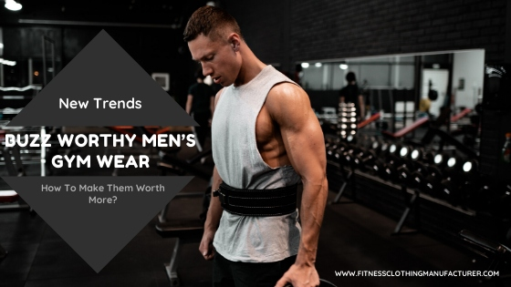 Mens Fitness Clothing Wholesale