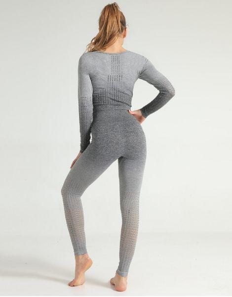 Wholesale Tie-dye Print Women Fitness Sets UK